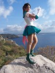Sailor Jupiter - Sailor Moon