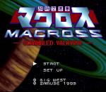 Choujikuu Yousai Macross - Scrambled Valkyrie (Japan)020