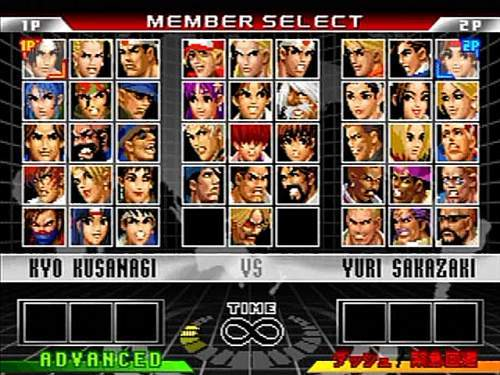King of Fighters 98 Ultimate Match (Playstation 2/Xbox Live Arcade