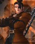Alba Meira, como Jubei (Samurai Spirits)