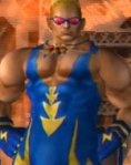 Clark Still, como Raiden (Fatal Fury)