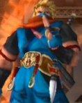 Hattori Hanzo, como Galford (Samurai Spirits)