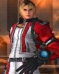 Kyo Kusanagi, como Yuki (Neo Geo Battle Coliseum)